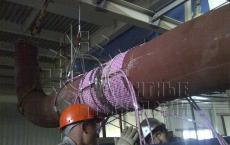 Монтаж трубопровода из стали P91. Ремонтные технологии