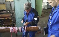 Поставка оборудования и обучение термистов. Ремонтные технологии