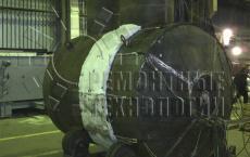 Термообработка дренажных подземных емкостей. Ремонтные технологии