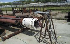 Термообработка сварных швов. Ремонтные технологии