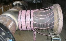 Термообработка тройниковых соединений. Ремонтные технологии