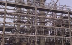 Термообработка при строительстве объекта Южное Хыльчую. Ремонтные технологии