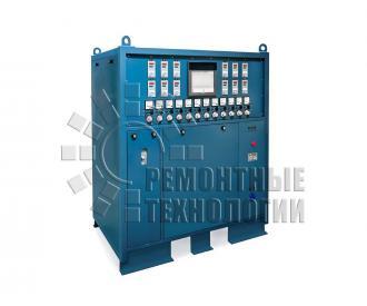 Установка для местной термообработки сварных швов модели РТ360-12. Ремонтные технологии